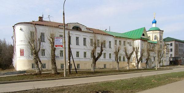 Кизический монастырь - современный вид