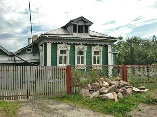 Дом Егора Зотовича Захарова