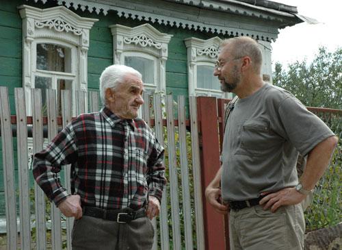 С Егором Зотовичем Захаровым