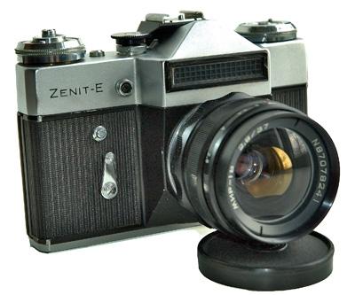 камера с объективом Мир-1В