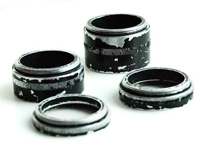 Удленнительные кольца для макросъемки