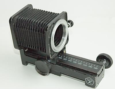 Приставка для зеркальной камеры типа ПЗФ