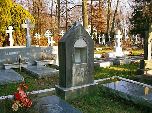 Ново-Дивеево, старое кладбище