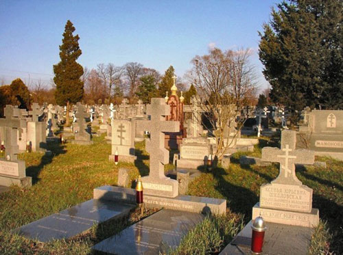 Ново-Дивеево, новое кладбище