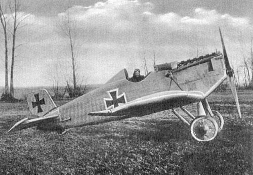Истребитель J7
