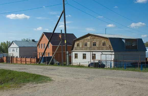 Поселок Кадышево. Авиастроительный район Казани