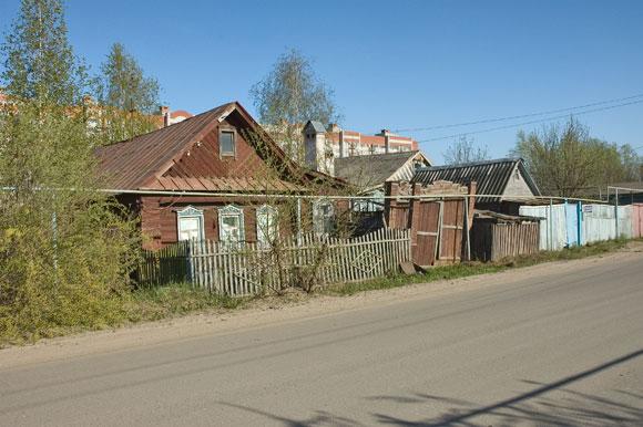 улица Мал.Крыловка. Казань
