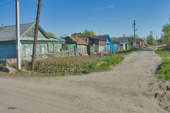 улица Кольцова. казань