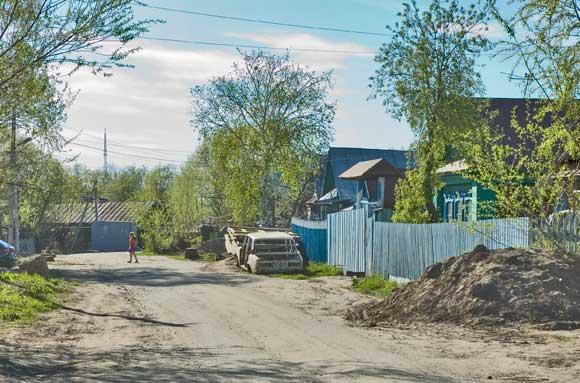 Улица Труда. Казань