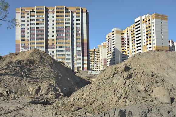 d районе проспекта Серова. Казань