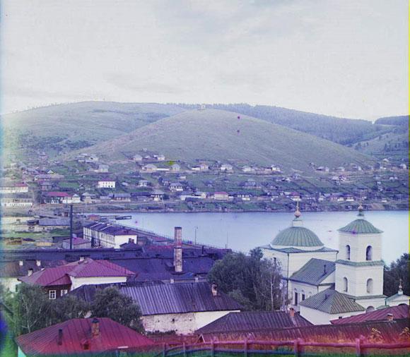 Христорождественская церковь. Усть-Катав