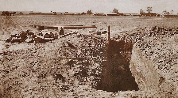 Закладка первого камня Казмашстроя