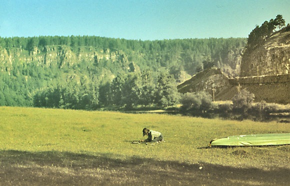 Юрюзань, 1988 год
